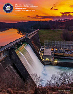 Semiannual Reports | TVA OIG – Office of the Inspector General